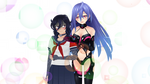 Neptunia/YanSim - Oka x Iris Heart