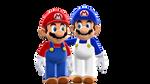 Mk513 Mario and SMG4 MMD