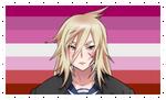 Lesbian Osoro Stamp by DA-FcoMk513