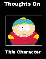 Thoughts on Eric Cartman