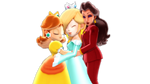 Mario Lesbian OT3 by FcoMk513-DA