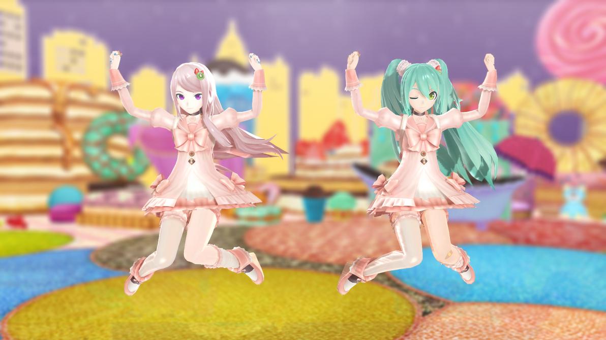 [MMD PV] Drop Pop Candy - Lolipop by VocaloidImai