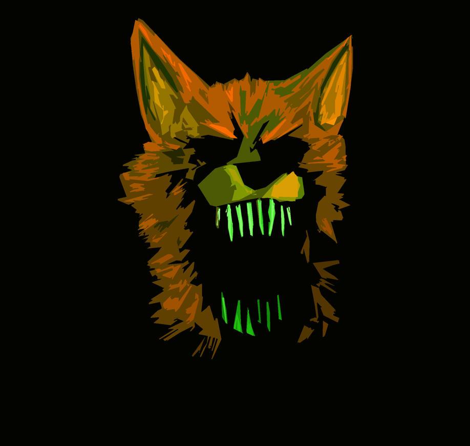 FNAF- foxy by TheGuardianW0lf