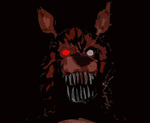 foxy - five nights at freddy's by TheGuardianW0lf