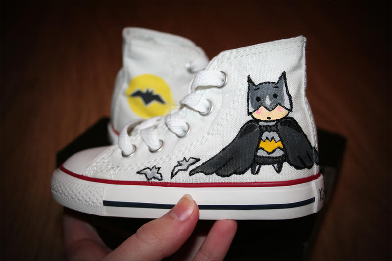e5b30fd510c5 Batman Baby Shoes by Helenhsd on DeviantArt