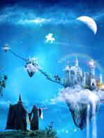 A Magical Land by MagikFeller
