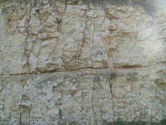 Cracked Rock Wall Detail Texture