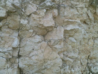Cracked Rock Wall Detail Texture 2