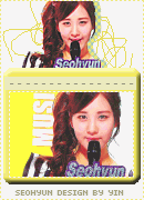 120226 SeoHyun GIF by Yinheart