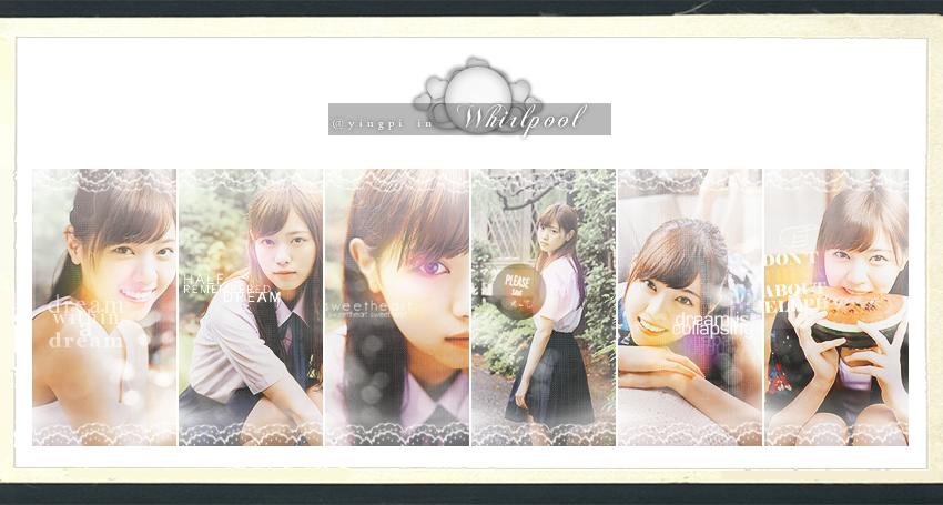 140807 Nishino Nanase by Yinheart