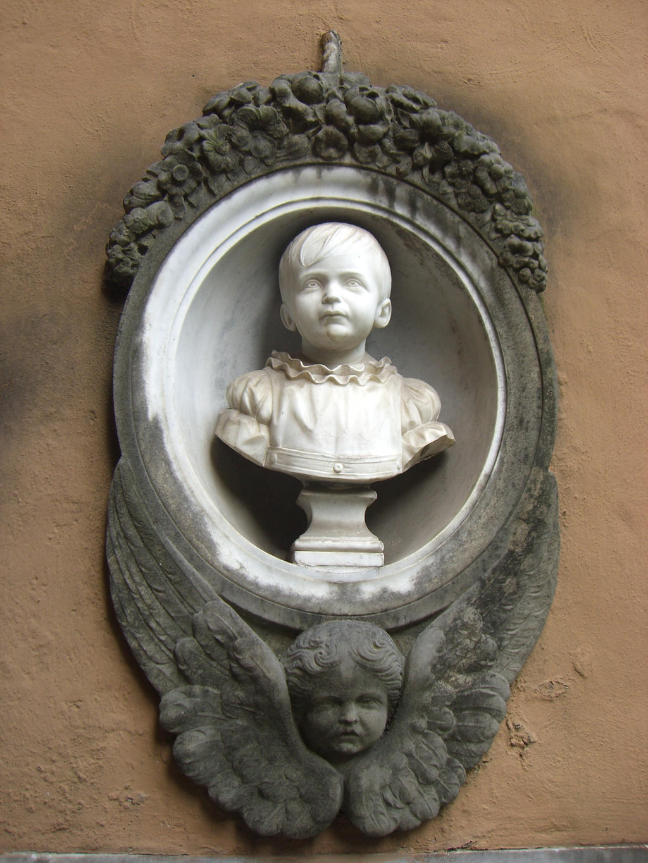 Graveyard Statue Stock 1 by BirdsistersStock