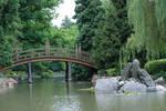 Japanese Garden Stock 1