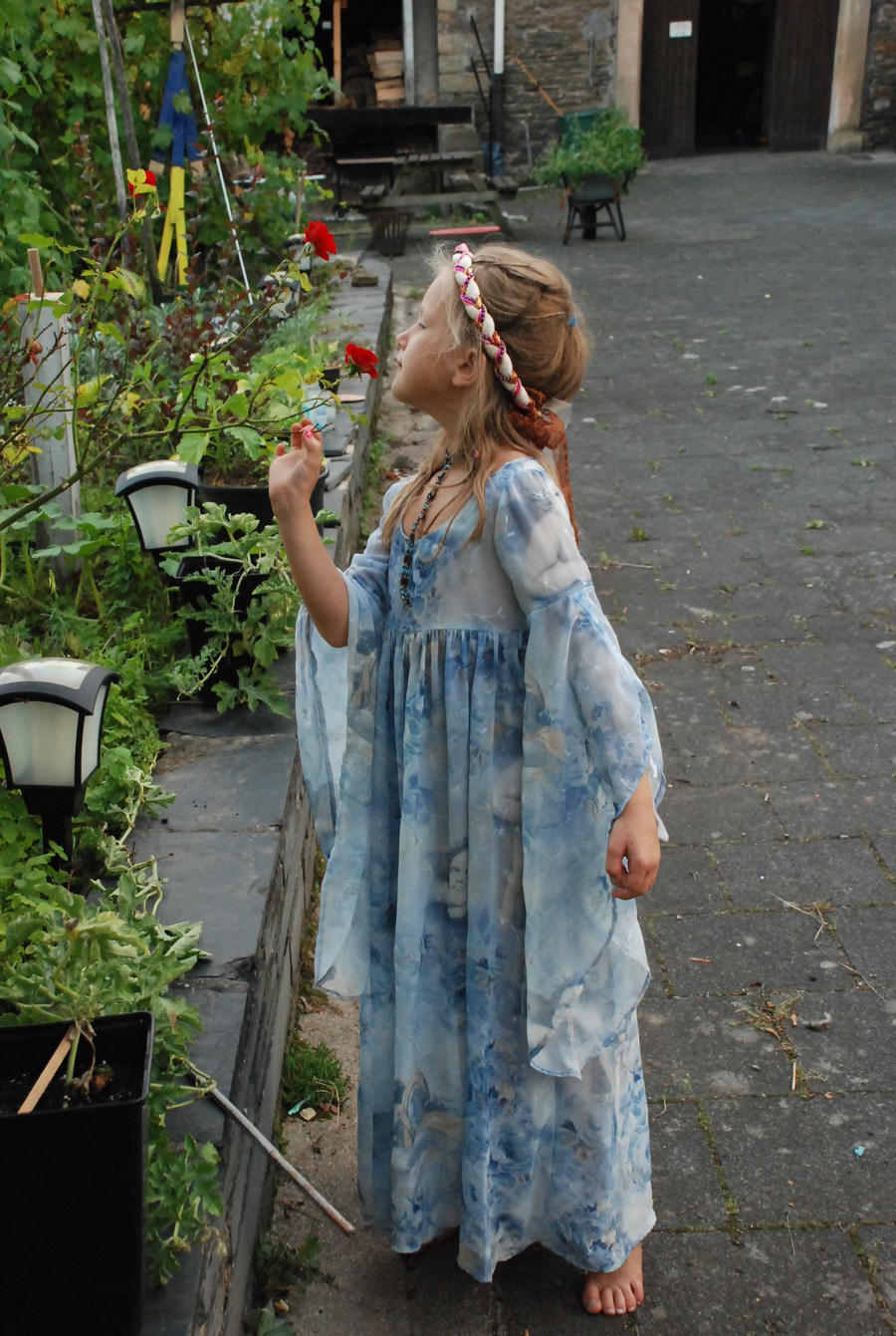 Princess child stock 2 by birdsistersstock