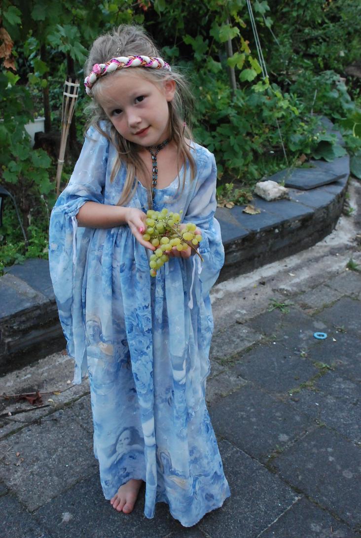 Princess child stock 3 by BirdsistersStock