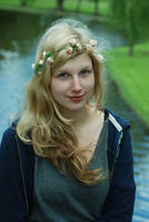 Flowergirl Stock 2 by BirdsistersStock