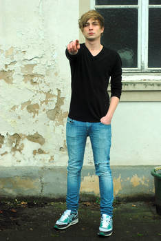 Pointing Stock 2