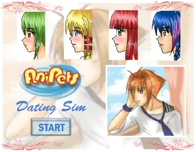 Beste interaktive Dating-Sims