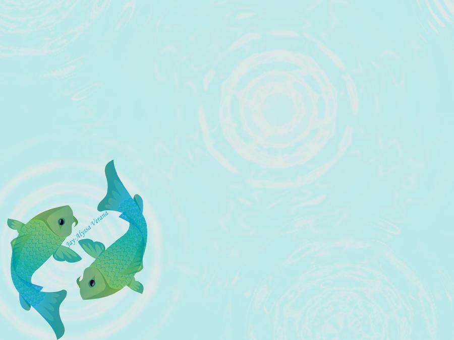 Koi Fish Art Wallpaper Koi Fish Wallpaper by Shirou12