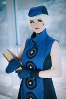 Persona 3 : Assistant by y-o-s-s-i