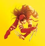 Elektra by Diego Grosso