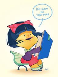 Mafalda by Diego Grosso by ArteX79