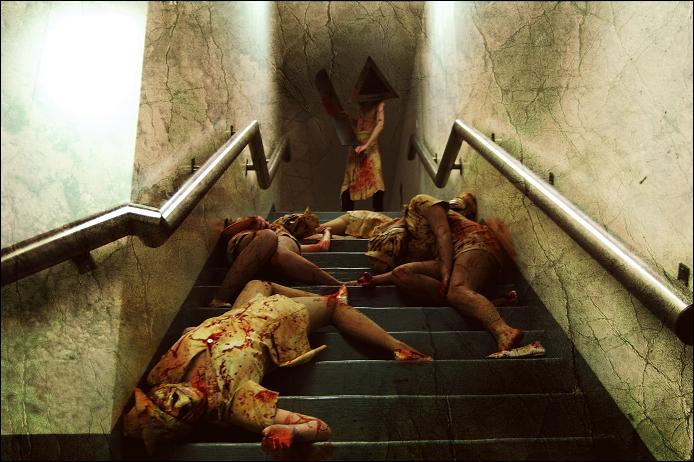 Silent Hill 01 by iiRainbowCake