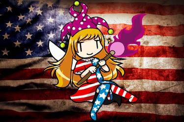 WALFAS ART - American pride by AuroraArtz