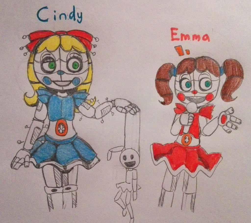 ''Circus Baby'' And ''Ennard'' By