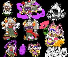 Doodle - Molar Doodles