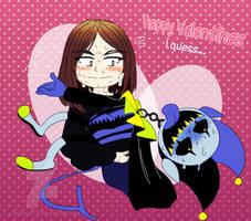 Doodle - Valentines Times by AuroraArtz
