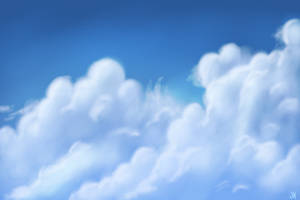 random cloud thing