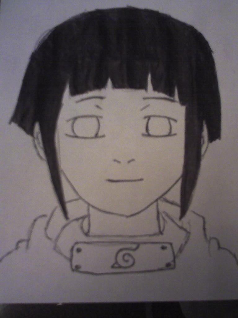 Hinata drawing by falloutgirl14