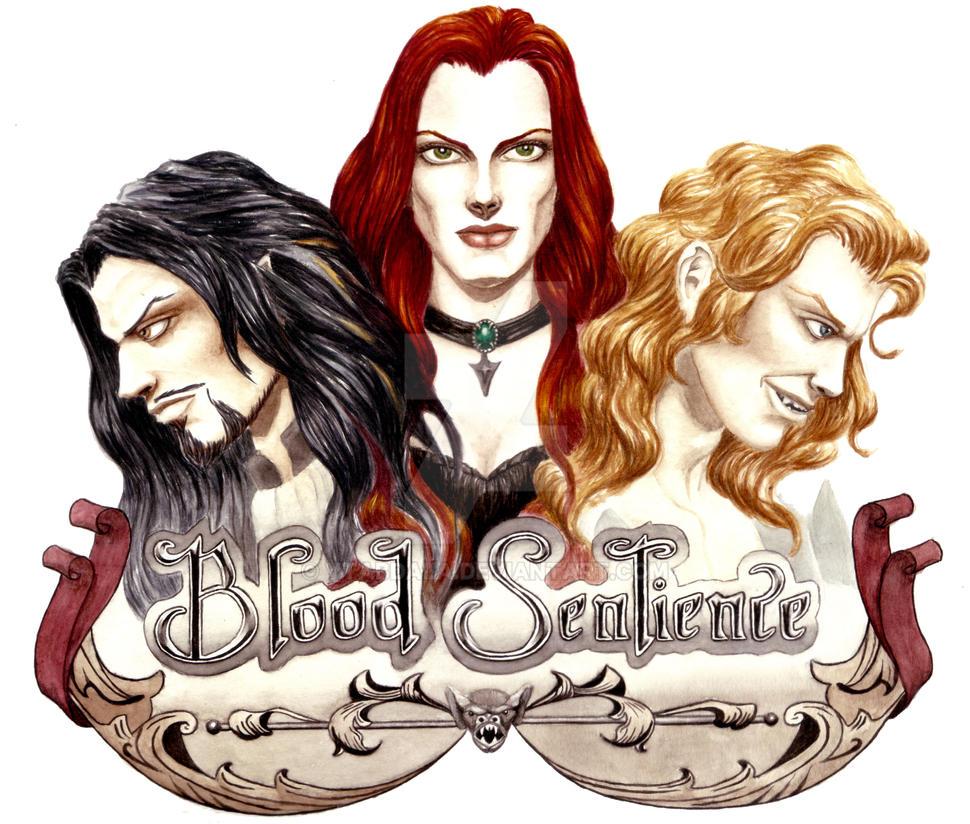 Blood Sentience - Promotonal Image by VTAbdala