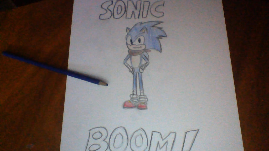 Sonic Boom by batmanisawesome666