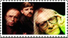 Lone Gunmen Stamp by TheSylverLining