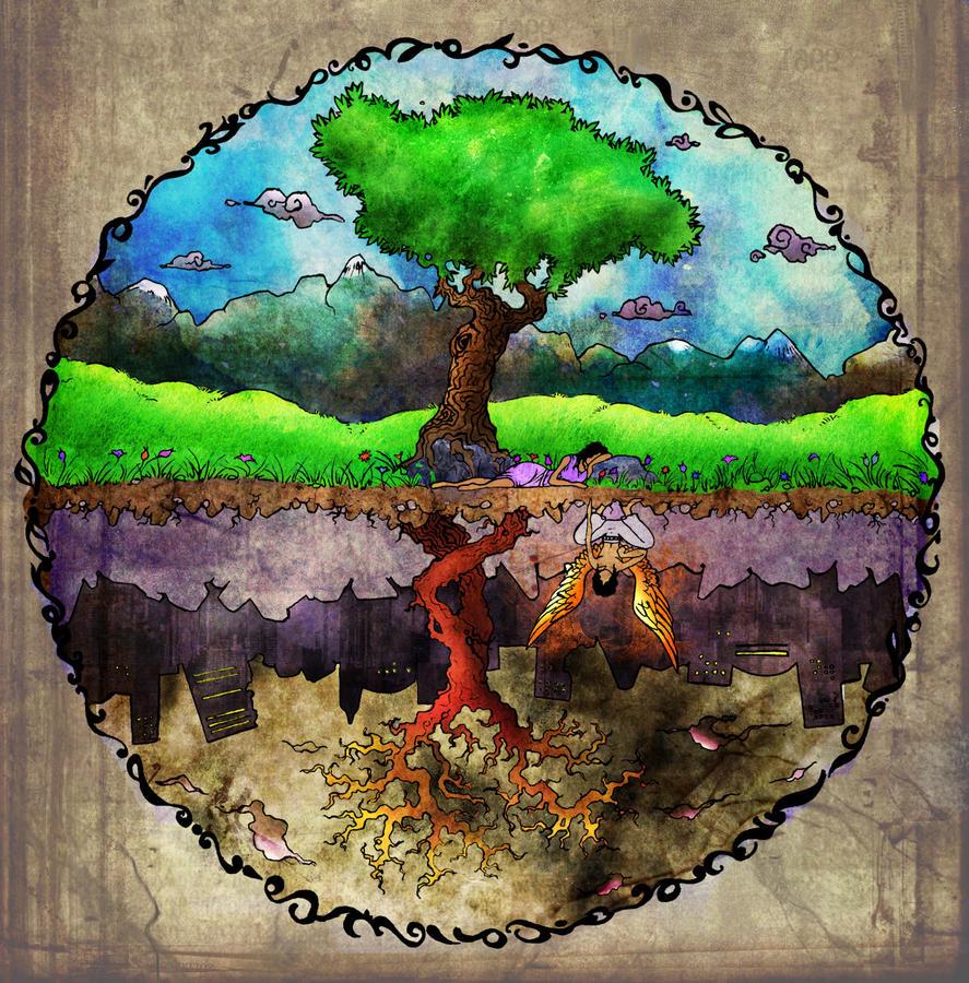 Mirrorworld by TheSylverLining