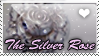 The Silver Rose Stamp by TheSylverLining