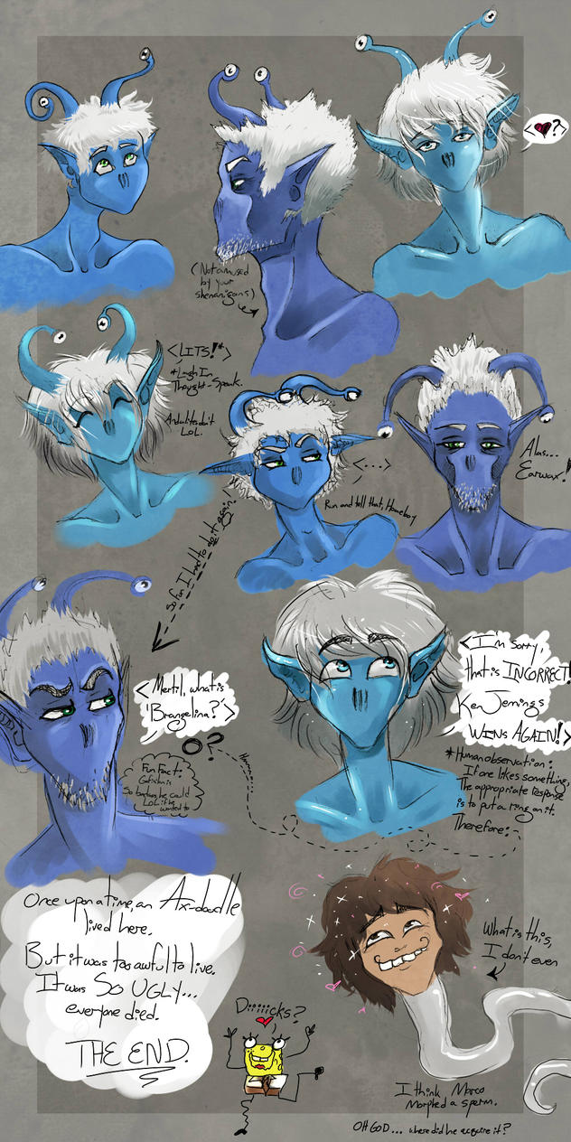 Andalites Do Not LOL by TheSylverLining