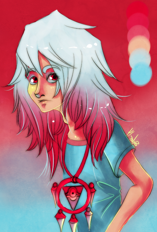 Ryou palette challenge #15 by TheSylverLining
