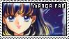 Sailor Saturn Manga Fan Stamp by sailorsaturn-club
