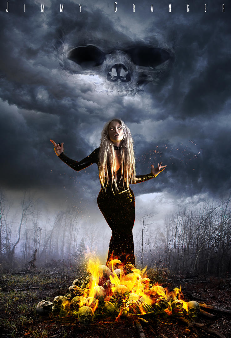The Witching Hour by djjimmygee