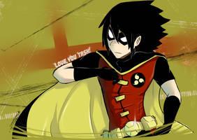 Sasuke, Boy Wonder by gunningtwice