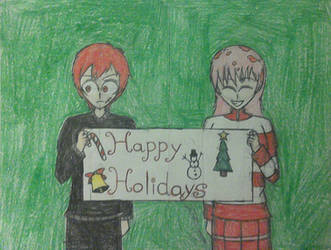 Happy Holidays from the Valentines by MrRattleBones45678