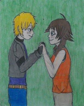Jasper And Olette