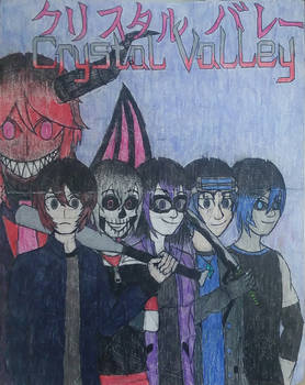 Crystal Valley Concept Poster