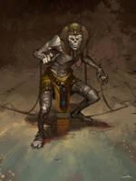 Boney Pharaoh! by ZhangQipeng