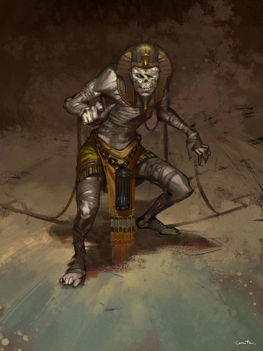 Boney Pharaoh! by ZhangQipeng
