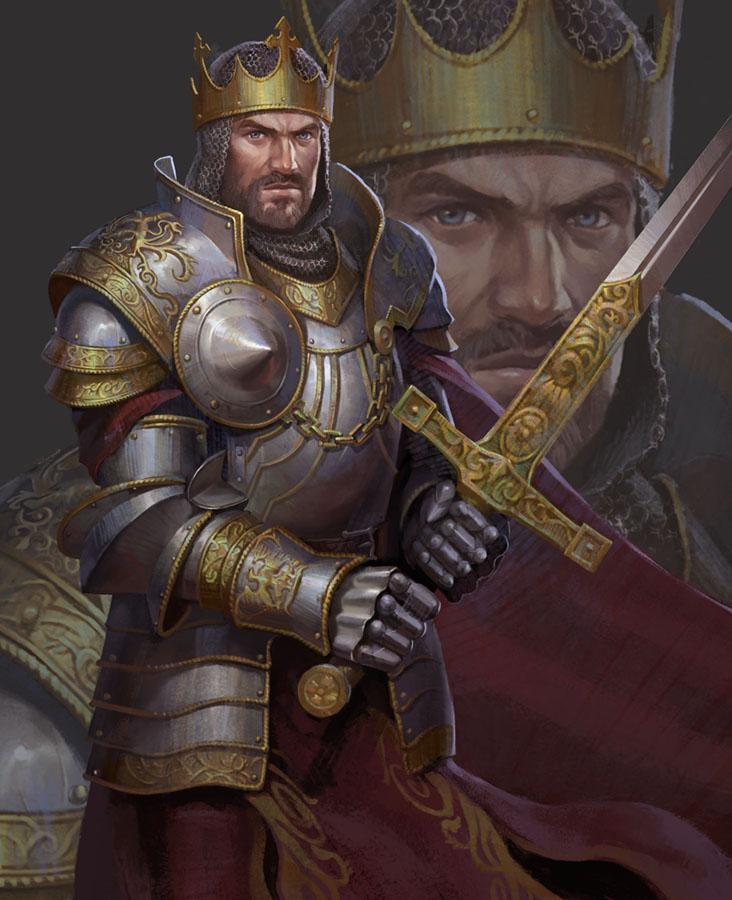 King By ZhangQipeng On DeviantArt
