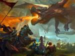 War against Dragon