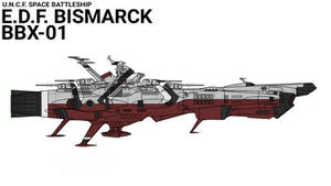 E.D.F. Bismarck (BBX-01)